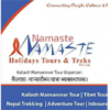 Namaste Holidays Tour & Treks Pvt. Ltd.