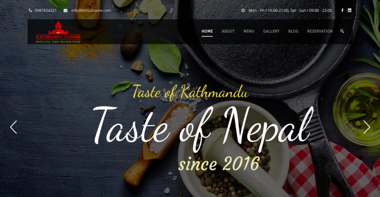 Kathmandu Cuisine