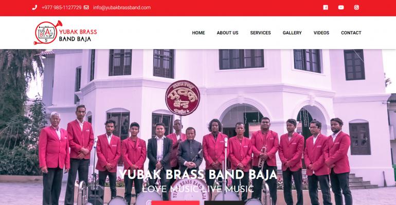 Yubak Brass Band Baja