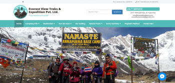 Everest view Treks & Expediation Pvt.Ltd