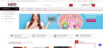 Hamro online Bazaar